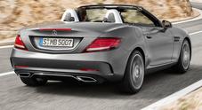 SLC, Mercedes rinnova la baby roadster nel nome ma anche con tanta tecnologia