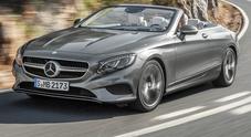 Mercedes Serie S Cabrio, l'ammiraglia con la capote regina di lusso, eleganza e tecnologia