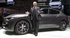 Wester (Maserati): «Cinque modelli nuovi nel prossimo triennio e l'intera gamma elettrificata»