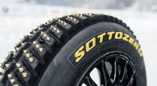 Pirelli, al via lo sviluppo dei pneumatici per il WRC 2021. Primo chiodato esposto in Austria