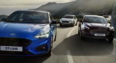 Nuova Ford Focus, rivoluzione totale: design molto accattivante, più spaziosa ed un pieno di tecnologia