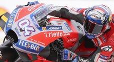 Gp Malesia, Ducati di Dovizioso e Suzuki di Rins guidano le prime libere. Bene Rossi e Vinales