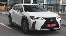 Lexus UX, il crossover compatto arriverà a marzo, ma si svela già al Festival del Cinema di Venezia
