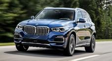 BMW, sprint sull'elettrificazione con X5 xDrive 45e. Suv ibrido plug-in con 80 km di autonomia a emissioni zero