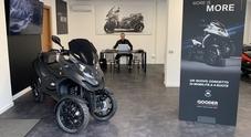 Quadro Vehicles continua a crescere e apre a Roma un nuovo store