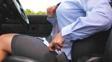 Cinture sicurezza obbligatorie anche se si è in coda. Cassazione respinge ricorso automobilista multato