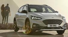 Ford Focus, motori efficienti e cambio automatico a 8 rapporti. Emissioni scese del 10%