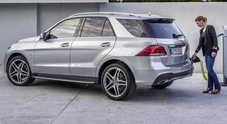 Mercedes-Benz GLE, ecco l'erede della Classe M: ora il Suv è anche ibrido