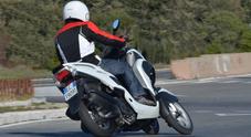 Yamaha Tricity, un tre ruote dal design futuristico e scattante