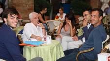 Giulio Troli sceneggiatore con il regista Garrone «Dogman è nato così»