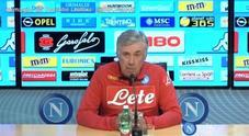 Insigne salta Udine, Ancelotti: «Cerchiamo di recuperarlo per il Psg»