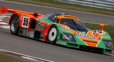 Mazda vinceva a Le Mans 25 anni fa, primo e finora unico successo giapponese
