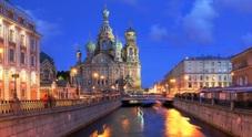 Da Mosca a San Pietroburgo navigando sul Volga il fiume degli Zar
