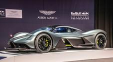 Aston Martin si quota a Londra dopo via libera Autorità GB. Ad Palmer:«Avremo Casa auto inglese indipendente»
