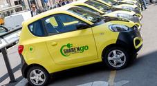 Share'ngo, dopo atti vandalici a Roma rilancia flotta: +30% di auto