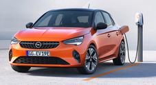 Opel, la sfida elettrica incomincia di... Corsa. Nel 2020 la versione a batterie della 6^ generazione