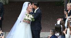Wedding party giallorosso, Lorenzo Pellegrini sposa la sua Veronica: tra gli invitati Totti e De Rossi