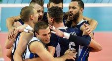 Europei, l'Italia supera 3-0 la Turchia e nei quarti affronterà la Francia