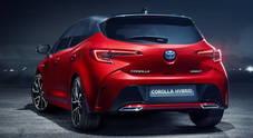 Toyota, la Corolla torna in Europa. Casa giapponese dice addio al nome Auris