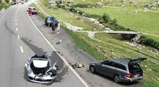 Incidente tra una Porsche e una Bugatti: danni per 3,5 milioni di euro