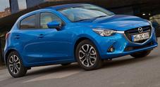 Mazda2, all'ammiraglia da città arriva il nuovo 1.5 diesel con consumi da record