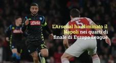 Napoli-Arsenal, lo sfottò della squadra inglese scatena la bufera: il tweet su Gomorra
