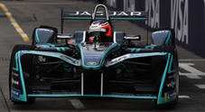 Jaguar cresce: a Zurigo prima pole position ma poi tanta sfortuna in gara