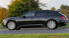 A6 Avant, un amore di wagon. Audi presenta la versione in abito lungo: spazio, abitabilità e temperamento sportivo