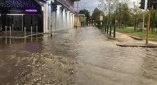 Immagine Milano, allerta meteo e rischio esondazione