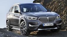BMW X1, look evoluto e motori più brillanti ed ecologici. In arrivo anche l'ibrida plug-in