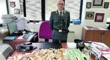 Trovati undicimila euro nascosti a casa dell'usuraio