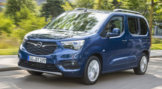 Combo Life o Van, il multispazio secondo Opel. Arriva la quinta generazione