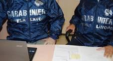 Costretti a lavorare 14 ore al giorno per 600 euro mensili Due arresti in un ristorante