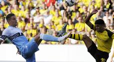 Dortmund-Lazio, le immagini