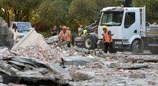 Immagine Albania, la terra trema: scossa e panico in strada