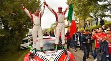 Andreucci (Peugeot) vince il Due Valli, ma Basso (Ford) gli sfila il tricolore 2016