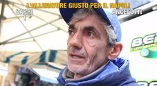 Sarri o Ancelotti, la palla ai tifosi del Napoli