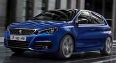 Peugeot amplia la gamma della 308, arriva la versione GT Puretech 225 con cambio EAT8