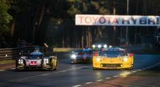 Le Mans: fari, emozioni, resistenza, la lunga notte della 24 Ore