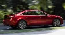 Mazda 6, debutta al Los Angeles Auto Show la nuova generazione: design evoluto, interni esclusivi e nuovi motori