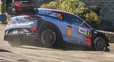 WRC, Neuville (Hyundai) vince il Tour de Corse, Ogier (Ford) 2° resta leader in classifica