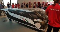 A Maranello arriva Emilia 4, l'auto a energia solare. Progetto presentato al Museo Ferrari
