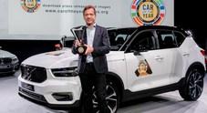 Car of the Year 2018, è l'anno della Volvo che conquista con la XC40 il prestigioso premio per la prima volta