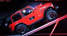 Fca protagonista al CES con le innovazione di Wrangler. Nuova Jeep propone soluzioni high tech