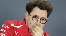 Ferrari, Binotto: «Non siamo abbastanza veloci per vincere in Australia»