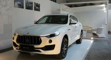 Levante, il primo Suv della Maserati tra i grandi protagonisti del fuorisalone