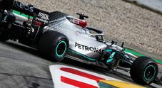 Test a Barcellona, 3° giorno: Bottas il leader, Verstappen e Leclerc vicini