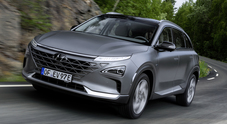 Hyundai Nexo, alla scoperta sulle Dolomiti del tecnologico Suv ad idrogeno