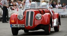 Nasce il Registro 1000 Miglia per certificare l'autenticità delle auto con un passato nella Freccia Rossa