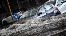 Il ciclone islandese invade l'Italia: temperature giù e anche bombe d'acqua